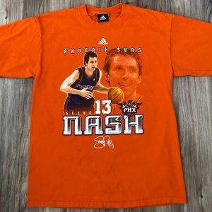 🏀Adidas Steve Nash/Phoenix Suns T-Shirt!🏀